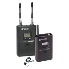 Azden 310LT Wireless Microphone System