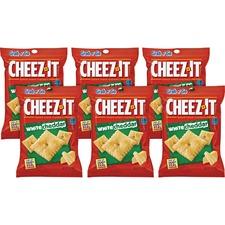 KEB31533 - Cheez-It&reg White Cheddar Crackers