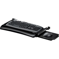 FEL 9140303 Fellowes Office Suites Underdesk Keyboard Drawer FEL9140303