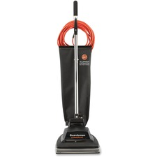 "HVR C1431010 Hoover Guardsman 12"" Bagged Upright Vacuum HVRC1431010"
