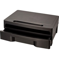 OIC 22502 Officemate Monitor Stand w/Drawer OIC22502