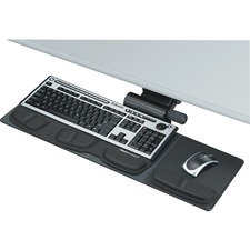 FEL 8018001 Fellowes Professional Srs Compact Keyboard Tray FEL8018001