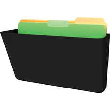 DEF 93204 Deflecto Recycled DocuPocket Wall Files DEF93204
