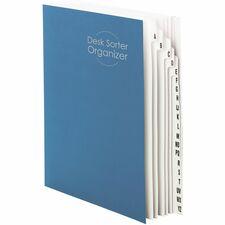 SMD 89282 Smead A-Z Desk/File Sorter SMD89282
