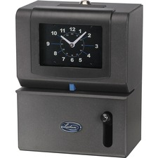 LTH 2121 Lathem Heavy-duty Front-feed Manual Time Clock LTH2121