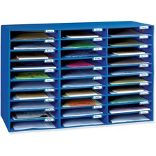 PAC 001318 Pacon Classroom Literature Sorters/Organizers PAC001318