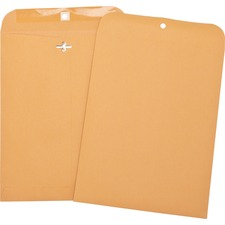 BSN 36674 Bus. Source Heavy-duty Clasp Envelopes BSN36674