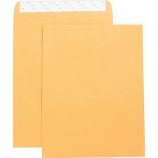 BSN 42121 Bus. Source Self Adhesive Kraft Catalog Envelopes BSN42121