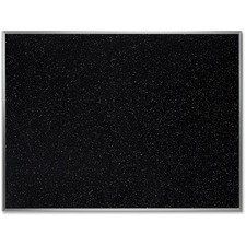 Ghent Recycled Rubber Bulletin Board - Confetti