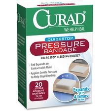 MII NON85100 Medline Curad Pressure Adhesive Bandage MIINON85100