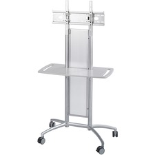 SAF 8926GR Safco Impromptu Flat Panel TV Cart  SAF8926GR