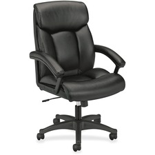 BSXVL151SB11 - basyx by HON HVL151 Executive High-Back Chair