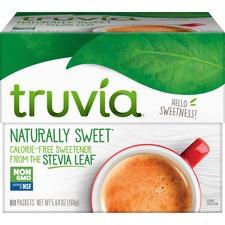 TRU 8844 Cargill Truvia All Natural Sweetener Packets TRU8844