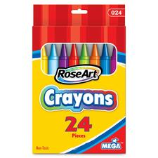 MEGA Brands Wax Crayon - 288 / Box