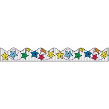 PAC 37900 Pacon Bordette Design Decorative Border PAC37900