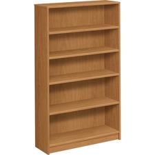HON 1875C HON 1870 Series Harvest Laminate Bookcase HON1875C