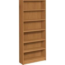 HON 1877C HON 1870 Series Harvest Laminate Bookcase HON1877C