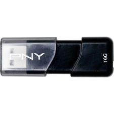 PNY 16GB Attaché P-FD16GATT03-EFS2 USB 2.0 Flash Drive