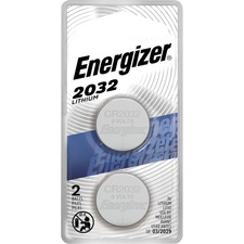 Energizer Coin Cell Lithium General Purpose Battery - For Multipurpose - 3 V DC - 1 / Pack
