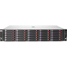 HP StorageWorks D2700 Drive Enclosure - 2U Rack-mountable