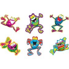 TEP T10969 Trend Frog-tastic Classic Accents Variety Pack TEPT10969