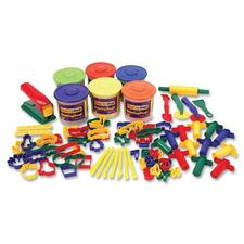 CKC 9783 Chenille Kraft Classic 84pc Playdough and Tool Set CKC9783