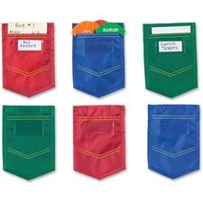 LRN 6445 Learning Res. Magnetic Mini Pockets Set LRN6445