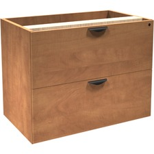 """Heartwood Innovations Lateral File - 35.5"""" x 21.8"""" x 28"""" x 1"""" - Material: Particleboard - Finish: Laminate, Sugar Maple"""