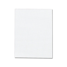"""Hilroy Figuring Pad - 96 Sheets - 8 3/8"""" x 11 11/64"""" - White Paper - 5 / Pack"""