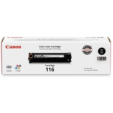 Canon CART116BK Toner Cartridge - Laser - 2300 Pages - 1 Each