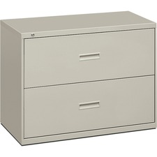 "BSX 482LQ Basyx 400 Series 36"" Lt. Gray Drawer Lateral File BSX482LQ"