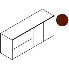 LAS71KLF2072BC - Lacasse Concept 70 Lateral Fle / Bookcase Credenza
