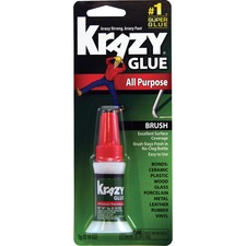 EPI KG92548R Elmer's Home/Office Brush Krazy Glue EPIKG92548R