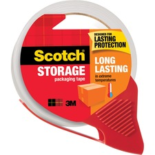 MMM 3650SRD 3M Scotch Mailing & Storage Tape w/Dispenser MMM3650SRD