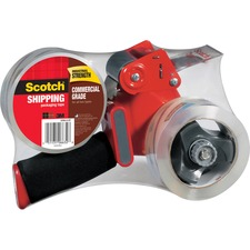 MMM 37502ST 3M Scotch Premium Packaging Tape w/Dispenser MMM37502ST