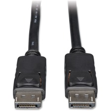TRP P580003 Tripp Lite DisplayPort Cable TRPP580003