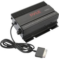 Pyle PLIPA2 Car Amplifier - 300 W PMPO - 2 Channel - Class AB