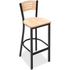 KFIBR3315BNA - KFI 3315 Series Bar Stool Counter Chair