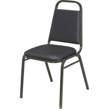 KFIIM810BKBKV - KFI IM810 Series Stacking Chair