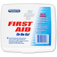 PhysiciansCare On-the-go First Aid Kit