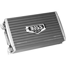 BOSS AUDIO AR3000D Armor 3000-Watt Monoblock, Class D 1 to 8 Ohm Stable Monoblock Amplifier with Remote Subwoofer Level Control