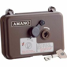 AMAPR600S0362 - Amano PR-600 Watchman's Clock Complete Package with 15 Station Keys