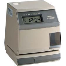 AMAPIX3000XA030 - Amano PIX-3000x Electronic Time Recorder