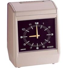 AMAEX90009037 - Amano EX-9000 Electronic Time Recorder