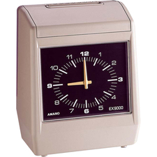 AMAEX90009035 - Amano EX-9000 Electronic Time Recorder