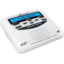 MRO WR120B Midland Radio 25 Code Weather Alert Radio MROWR120B