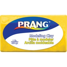 Prang Modeling Clay - Clay Craft - 1 Pack - Yellow