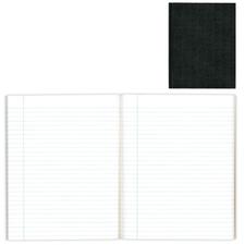 "Blueline A19 Notebook - 192 Sheet - Ruled - 9.25"" x 7.25"" - 1 Each - White"