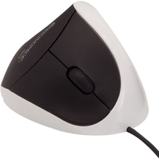 Comfi USB White Ergonomic Mouse