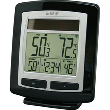 La Crosse Technology Solar Temperature and Humidity Station